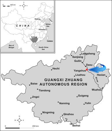 Yangshuo, Gaungxi, China