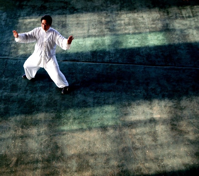 A Downside to Tai Chi? None That I See