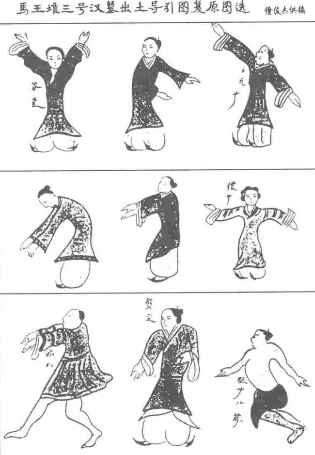 The roots and origins of qigong as a healing art - Long Tou Shan ...